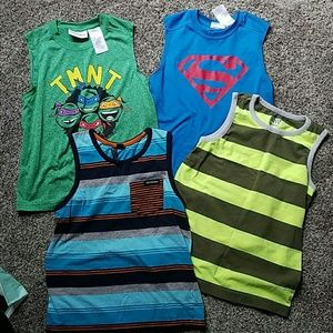 Boys Tank Bundle